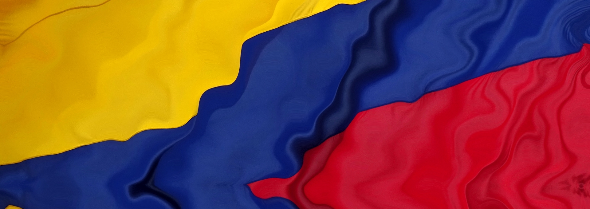 Colombia Drapeau cabossagelumière Dlightningred