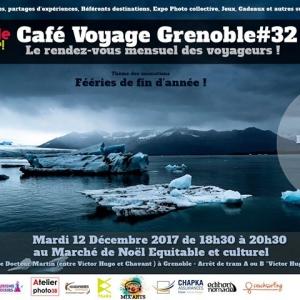 Café Voyage #32 - Photo Voyage Grenoble