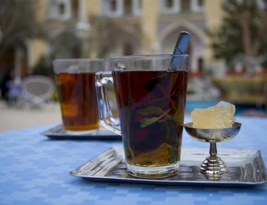 Un thé tranquil